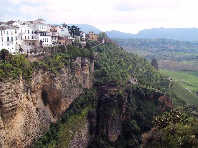Motobike tour – Andalucía's Teases GL