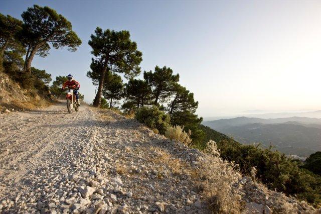 Motobike tour – the Heart of Spain
